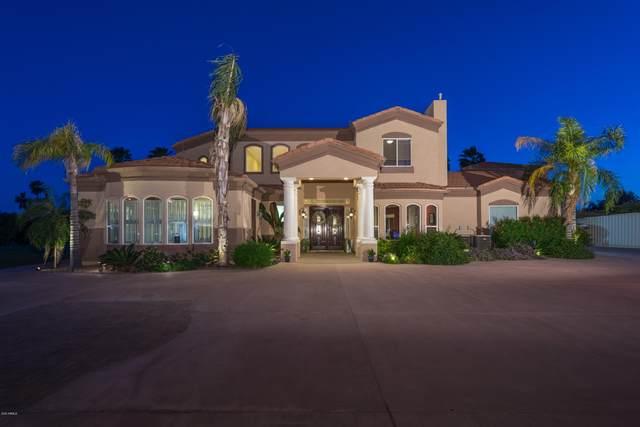 3931 E Huber Street, Mesa, AZ 85205 (MLS #6062431) :: My Home Group