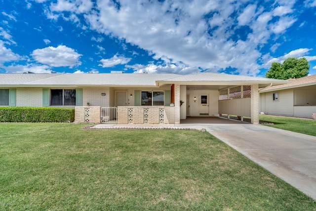 10438 W Kingswood Circle, Sun City, AZ 85351 (MLS #6062439) :: Brett Tanner Home Selling Team