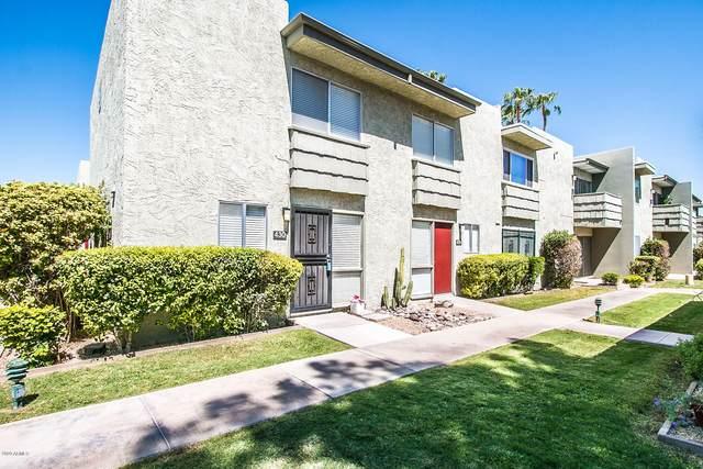 4610 N 68TH Street #430, Scottsdale, AZ 85251 (MLS #6062440) :: Riddle Realty Group - Keller Williams Arizona Realty