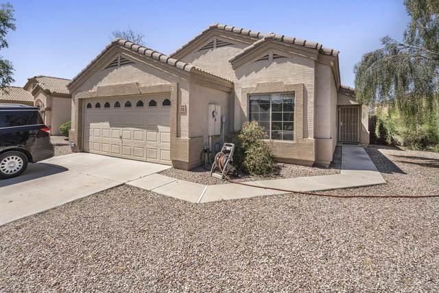 2135 N St Pedro Avenue, Casa Grande, AZ 85122 (MLS #6062448) :: Devor Real Estate Associates