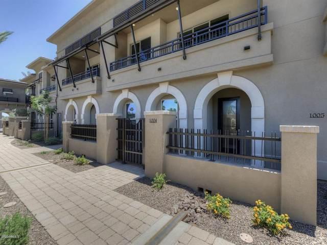 6565 E Thomas Road #1013, Scottsdale, AZ 85251 (MLS #6062458) :: Santizo Realty Group