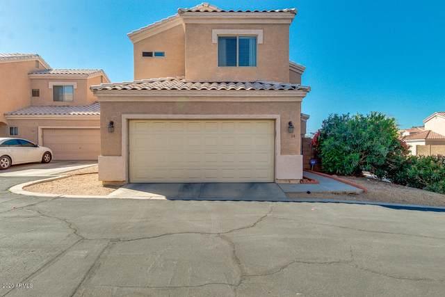 1750 W Union Hills Drive #34, Phoenix, AZ 85027 (MLS #6062467) :: Lucido Agency