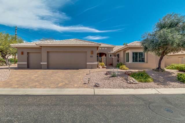 2883 N 157TH Avenue, Goodyear, AZ 85395 (MLS #6062499) :: Lucido Agency