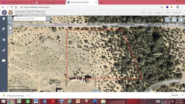 0 W Sunrise Drive, Arlington, AZ 85322 (MLS #6062559) :: Klaus Team Real Estate Solutions