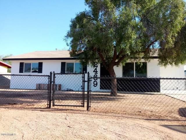 2469 W Cactus Wren Street, Apache Junction, AZ 85120 (MLS #6062626) :: The W Group