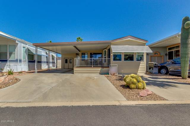 17200 W Bell Road #577, Surprise, AZ 85374 (MLS #6062645) :: Long Realty West Valley