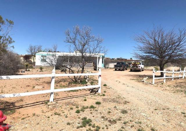 825 N Camino San Rafael, Tombstone, AZ 85638 (MLS #6062649) :: NextView Home Professionals, Brokered by eXp Realty