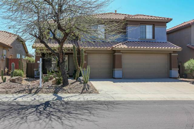 2521 W Kit Carson Trail, Phoenix, AZ 85086 (MLS #6062651) :: The Bill and Cindy Flowers Team