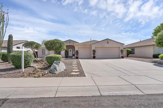2533 E Tulsa Street, Gilbert, AZ 85295 (MLS #6062667) :: BIG Helper Realty Group at EXP Realty