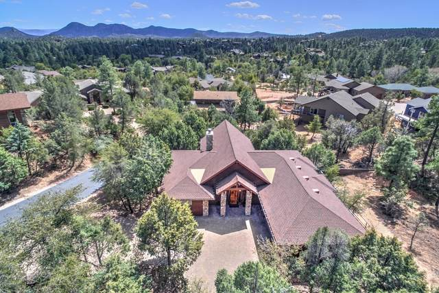 818 N Blazing Star Circle, Payson, AZ 85541 (MLS #6062692) :: Yost Realty Group at RE/MAX Casa Grande