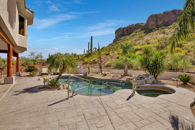 4822 S Gold Canyon Drive, Gold Canyon, AZ 85118 (MLS #6062693) :: The Results Group