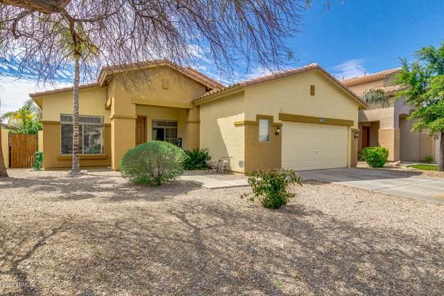 867 E Libra Place, Chandler, AZ 85249 (MLS #6062695) :: BIG Helper Realty Group at EXP Realty
