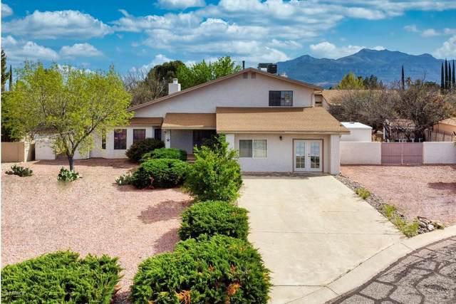 3718 Elder Court, Sierra Vista, AZ 85650 (#6062713) :: The Josh Berkley Team