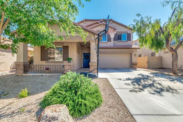 22093 N Dietz Drive, Maricopa, AZ 85138 (MLS #6062719) :: Yost Realty Group at RE/MAX Casa Grande
