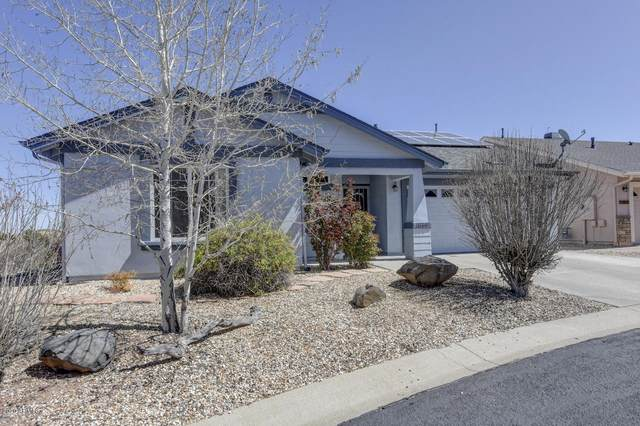 1659 Addington Drive, Prescott, AZ 86301 (MLS #6062765) :: The Property Partners at eXp Realty