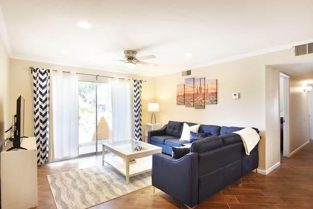 8055 E Thomas Road L101, Scottsdale, AZ 85251 (MLS #6062772) :: Lucido Agency