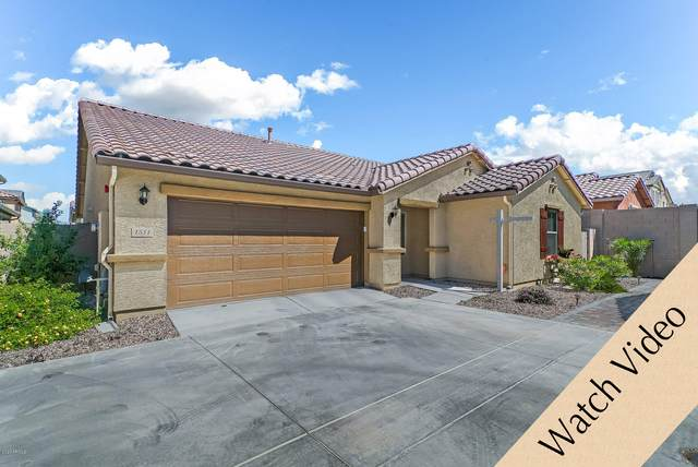 1511 N Banning, Mesa, AZ 85205 (MLS #6062801) :: Keller Williams Realty Phoenix