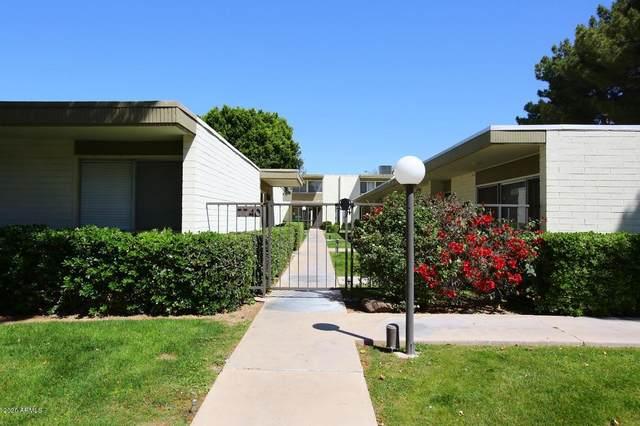 7740 E Heatherbrae Avenue #16, Scottsdale, AZ 85251 (MLS #6062811) :: The W Group