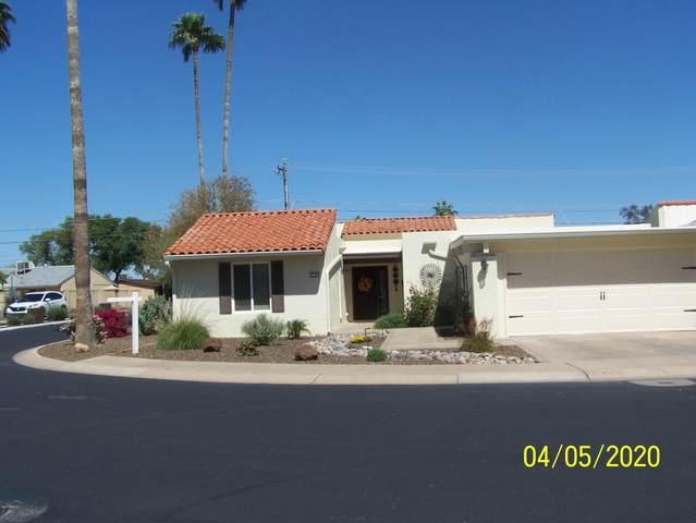 1500 N Markdale Street #1, Mesa, AZ 85201 (MLS #6062855) :: Lucido Agency
