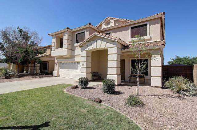 4160 E Winged Foot Place, Chandler, AZ 85249 (MLS #6062906) :: Conway Real Estate