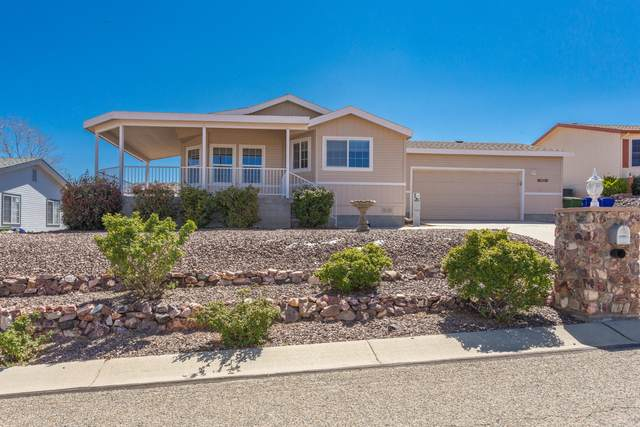 1343 Samantha Street, Prescott, AZ 86301 (MLS #6062916) :: The Property Partners at eXp Realty