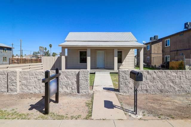 1318 E Madison Street, Phoenix, AZ 85034 (MLS #6062918) :: Arizona 1 Real Estate Team
