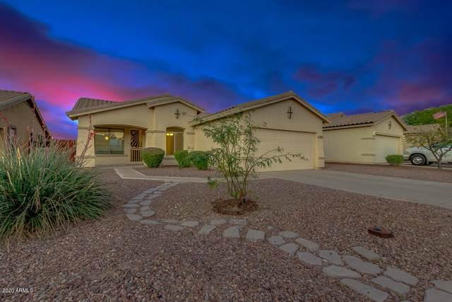 10083 S 183RD Lane, Goodyear, AZ 85338 (MLS #6062932) :: The Garcia Group