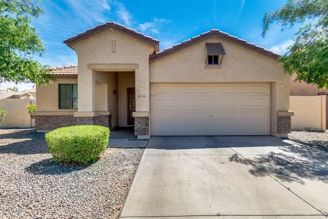 1589 E Viola Drive, Casa Grande, AZ 85122 (MLS #6062935) :: Devor Real Estate Associates