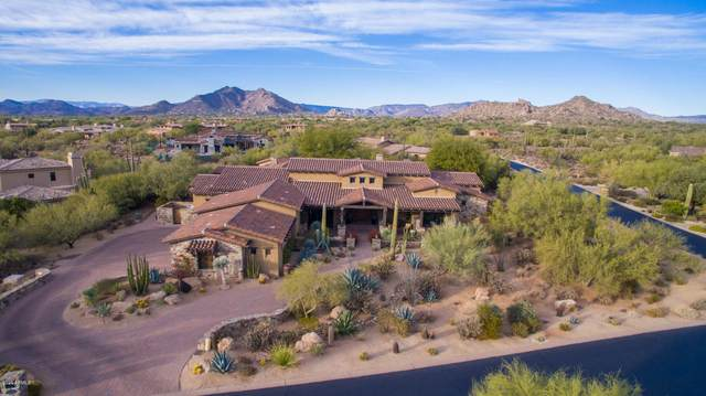 7414 E Lower Wash Pass, Scottsdale, AZ 85266 (MLS #6062937) :: The W Group