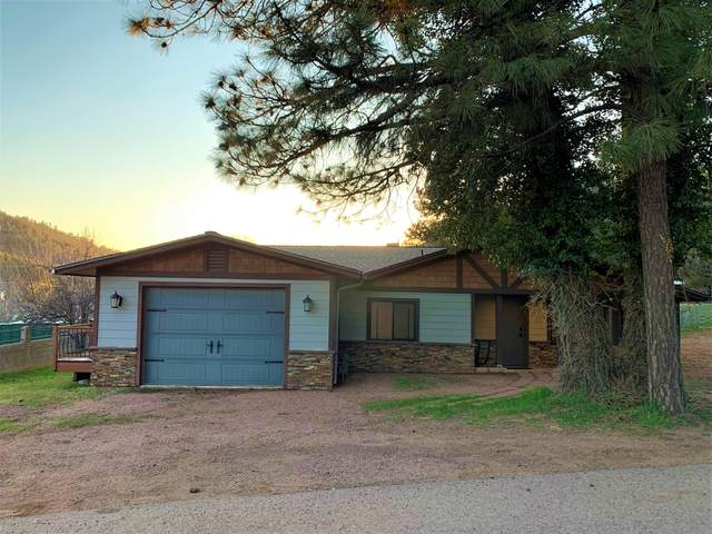 4986 N Old Spruce Drive, Strawberry, AZ 85544 (MLS #6062956) :: Service First Realty