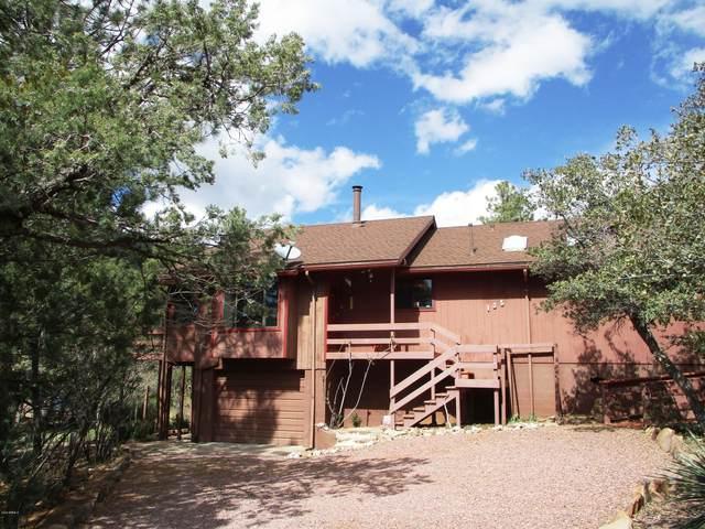 4869 N Tor St, Pine, AZ 85544 (MLS #6062958) :: The Daniel Montez Real Estate Group