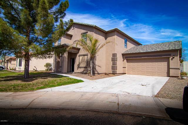 125 S Evergreen Street, Florence, AZ 85132 (MLS #6062969) :: Scott Gaertner Group