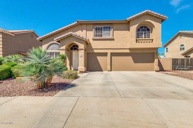 612 E Rosebud Drive, San Tan Valley, AZ 85143 (MLS #6062981) :: Dijkstra & Co.