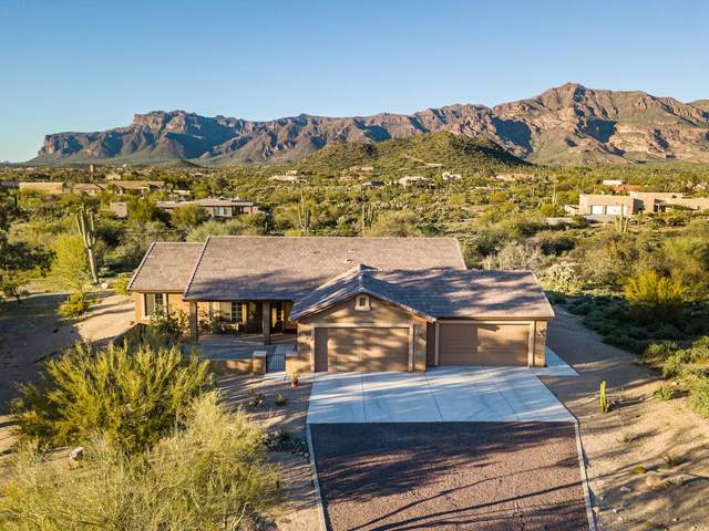 6419 S Hide Away Lane, Gold Canyon, AZ 85118 (MLS #6063014) :: The Results Group