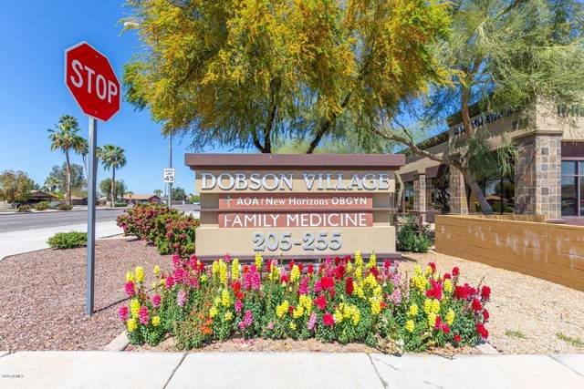255 S Dobson Road #3, Chandler, AZ 85224 (MLS #6063021) :: Walters Realty Group