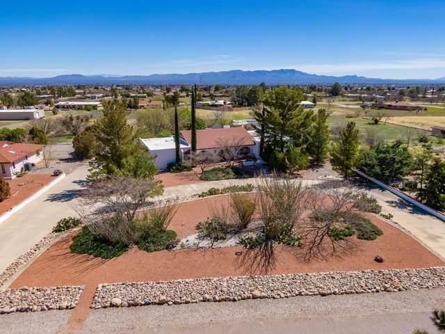 5305 S Laguna Avenue, Sierra Vista, AZ 85650 (MLS #6063046) :: The Daniel Montez Real Estate Group