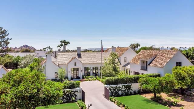 5601 E Exeter Boulevard, Phoenix, AZ 85018 (MLS #6063050) :: The Property Partners at eXp Realty