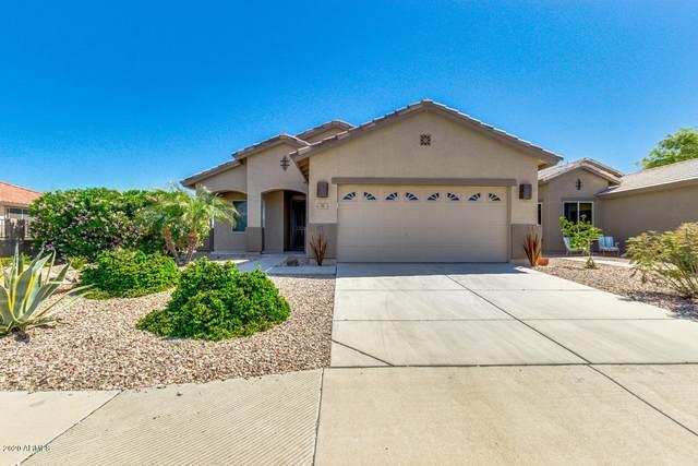 795 S 228TH Drive, Buckeye, AZ 85326 (MLS #6063066) :: Devor Real Estate Associates