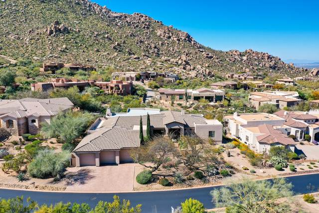 11267 E Desert Troon Lane, Scottsdale, AZ 85255 (MLS #6063090) :: The W Group