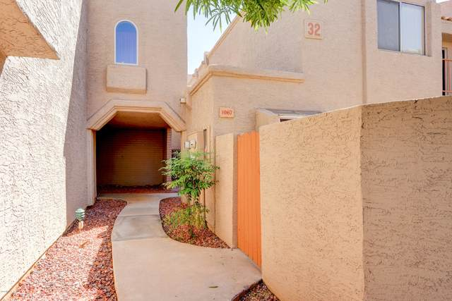 2834 S Extension Road #1067, Mesa, AZ 85210 (MLS #6063101) :: Riddle Realty Group - Keller Williams Arizona Realty