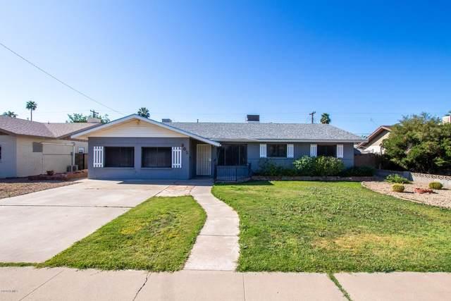 201 E Geneva Drive, Tempe, AZ 85282 (MLS #6063111) :: Riddle Realty Group - Keller Williams Arizona Realty