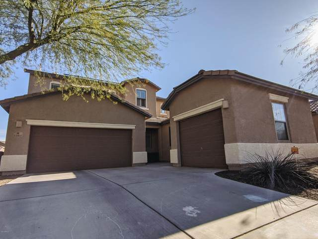 11863 W Byron Wolfe Drive, Marana, AZ 85653 (MLS #6063115) :: The Daniel Montez Real Estate Group