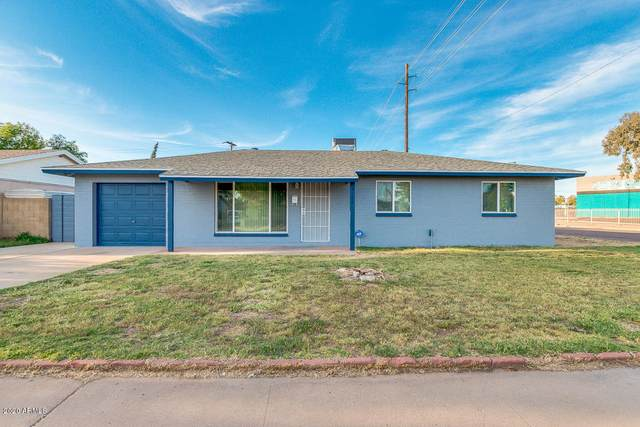 3702 W Cactus Wren Drive, Phoenix, AZ 85051 (MLS #6063130) :: Service First Realty