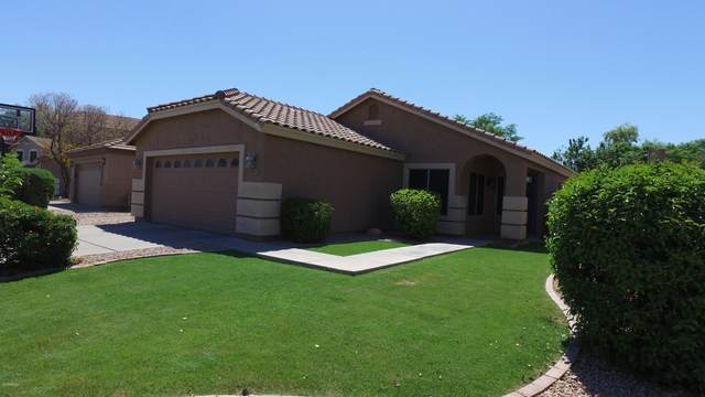 945 E Baylor Lane, Gilbert, AZ 85296 (MLS #6063146) :: BIG Helper Realty Group at EXP Realty