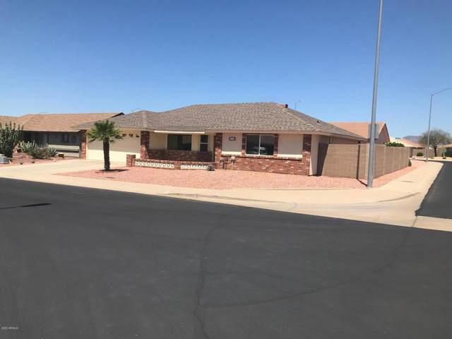 11544 E Monte Avenue, Mesa, AZ 85209 (MLS #6063153) :: Nate Martinez Team