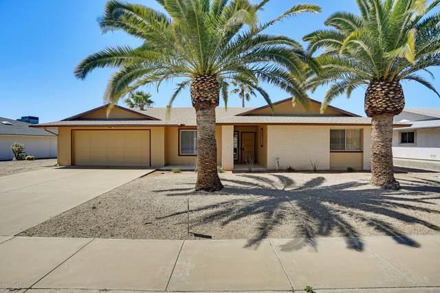17814 N 135TH Drive, Sun City West, AZ 85375 (MLS #6063156) :: The Daniel Montez Real Estate Group