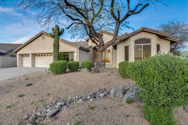 4945 E Skinner Drive, Cave Creek, AZ 85331 (MLS #6063176) :: Kortright Group - West USA Realty