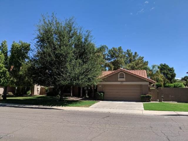 1317 N Pebble Beach Drive, Gilbert, AZ 85234 (MLS #6063196) :: BIG Helper Realty Group at EXP Realty