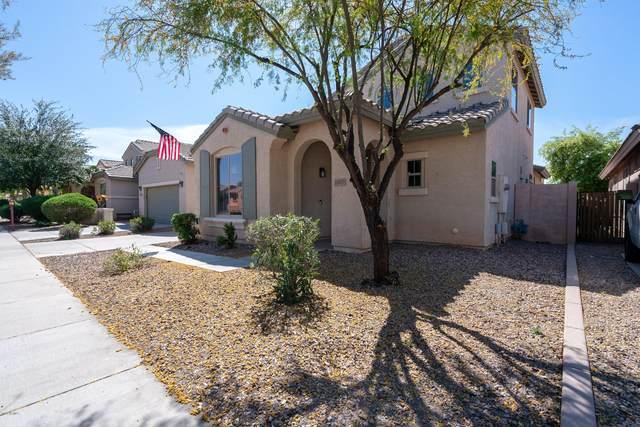 21027 E Avenida Del Valle, Queen Creek, AZ 85142 (MLS #6063219) :: Conway Real Estate