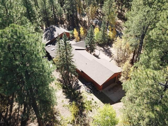 2867 Aspen Loop, Pinetop, AZ 85935 (MLS #6063221) :: The Daniel Montez Real Estate Group